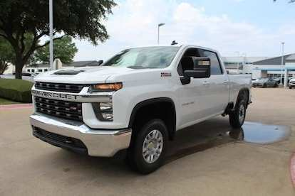 21 The 2020 Chevrolet Silverado 2500Hd For Sale Picture