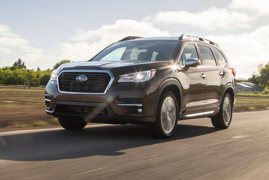 21 The Best 2019 Subaru Ascent Debut Wallpaper