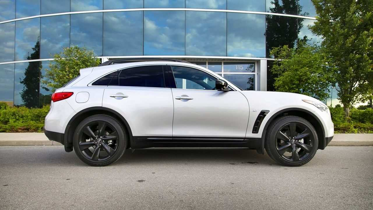 21 The Best 2020 Infiniti Qx70 Redesign New Review