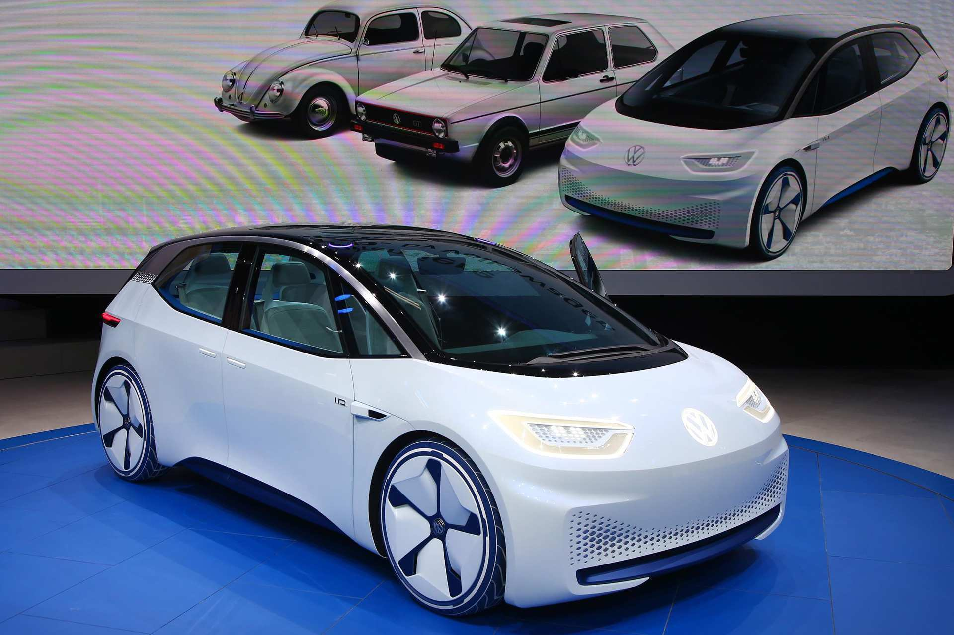21 The Best Volkswagen Id 2019 Release Date And Concept