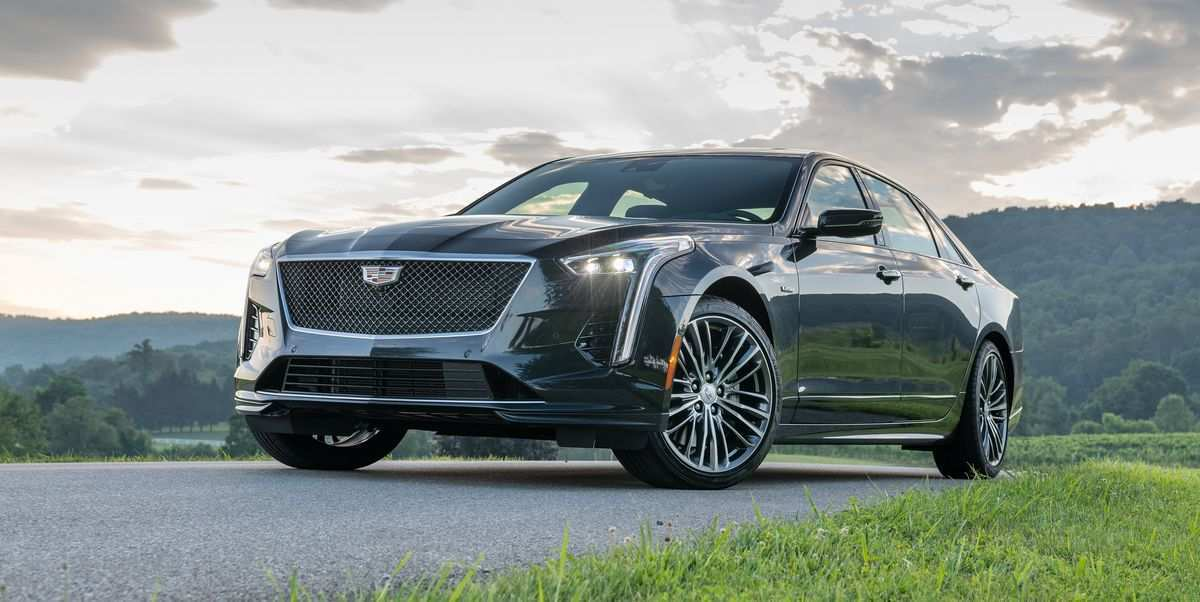 21 The Cadillac Cts V 2020 Wallpaper