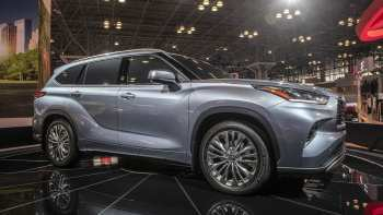 21 The Toyota Highlander 2020 Release Date Prices