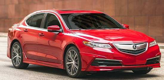 22 A 2019 Acura Tlx Rumors Performance