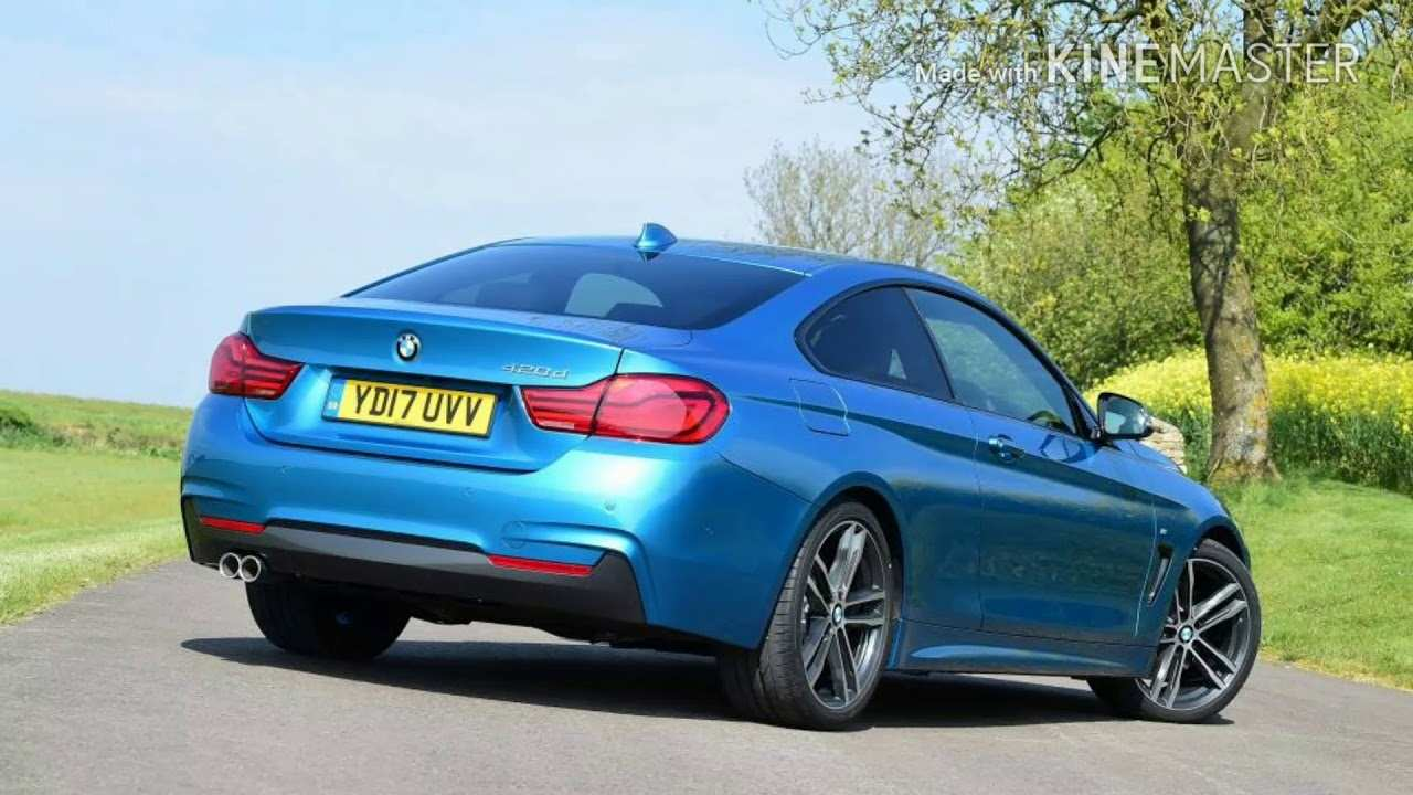 22 A 2019 Bmw 4 Series Price Design And Review