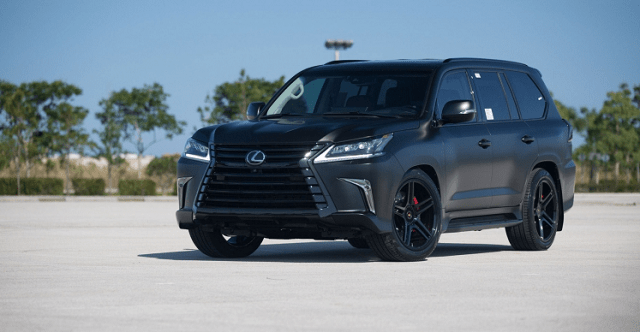 22 A 2019 Lexus Lx 570 Release Date Review And Release Date