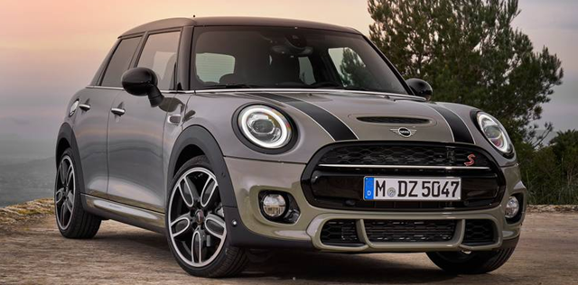 22 A 2019 Mini Cooper S Performance And New Engine