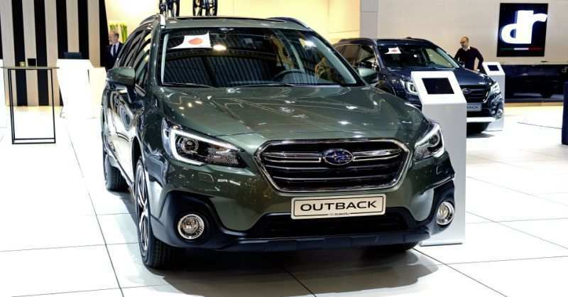 22 A 2019 Subaru Outback Next Generation Performance And New Engine