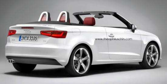 22 A Audi Convertible 2020 First Drive
