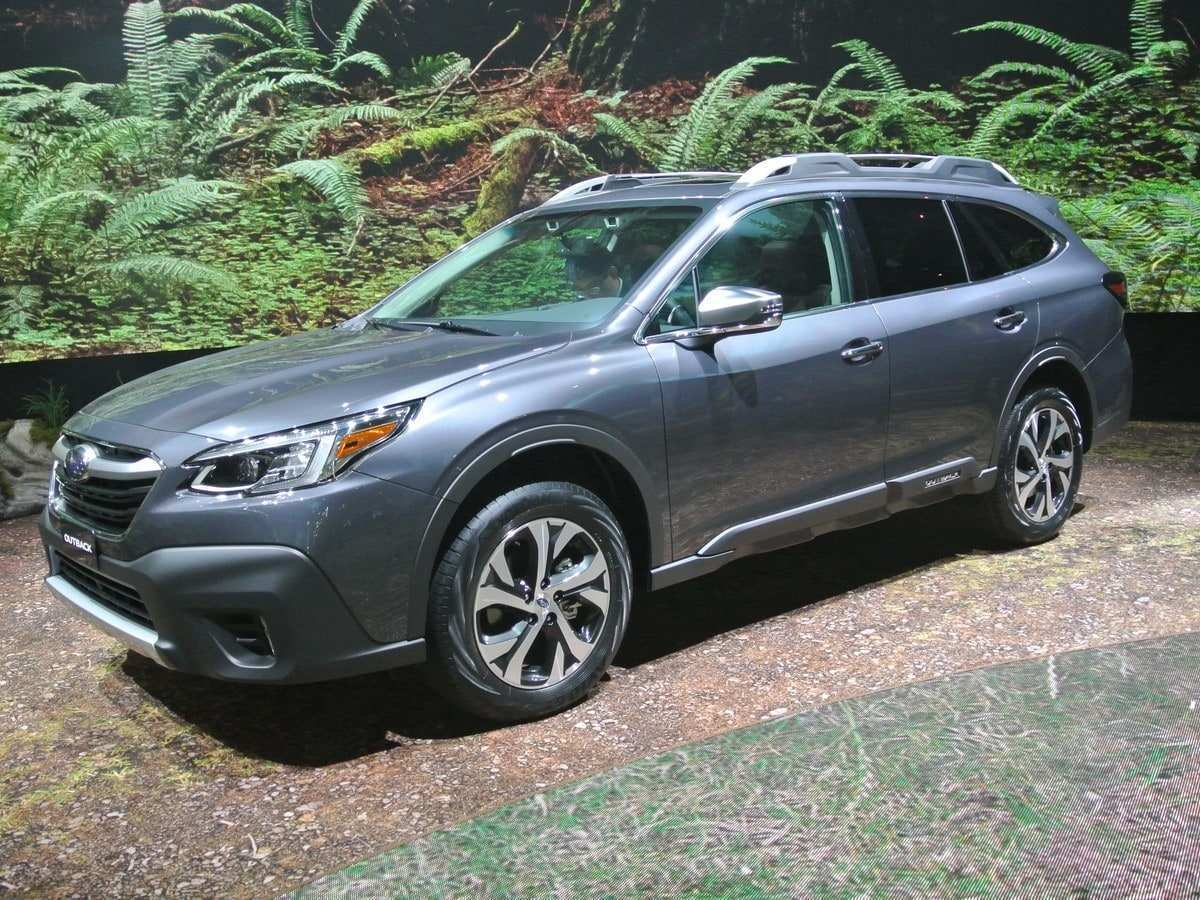 22 A Subaru Outback Update 2020 New Model And Performance