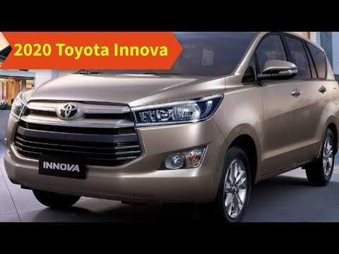 22 A Toyota Innova Crysta Facelift 2020 Performance