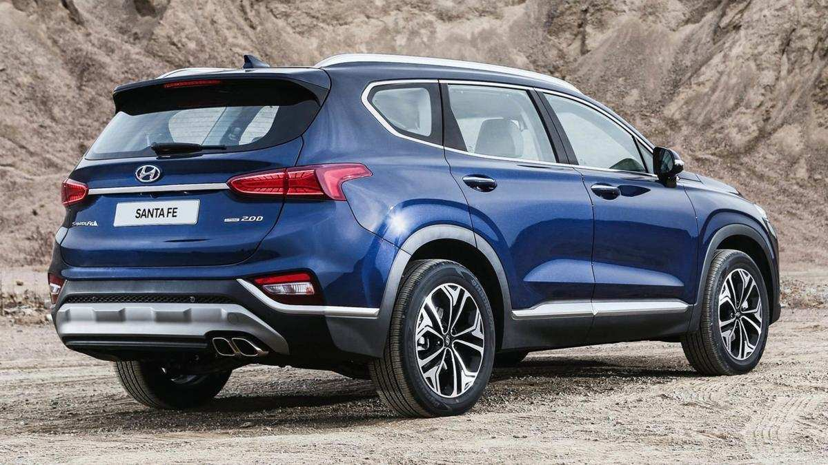 22 All New 2019 Hyundai Santa Fe Sport Redesign Overview