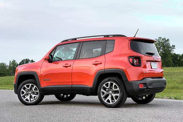 22 All New 2019 Jeep Renegade Review Specs And Review