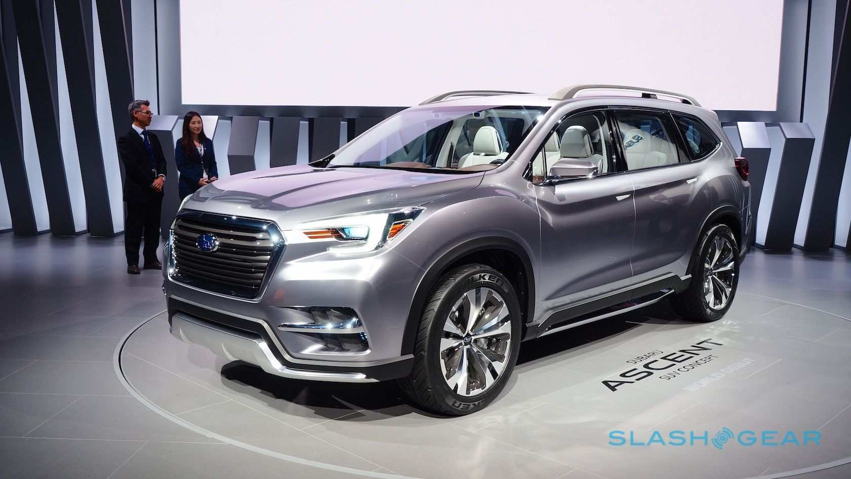 22 All New 2019 Subaru Dimensions First Drive