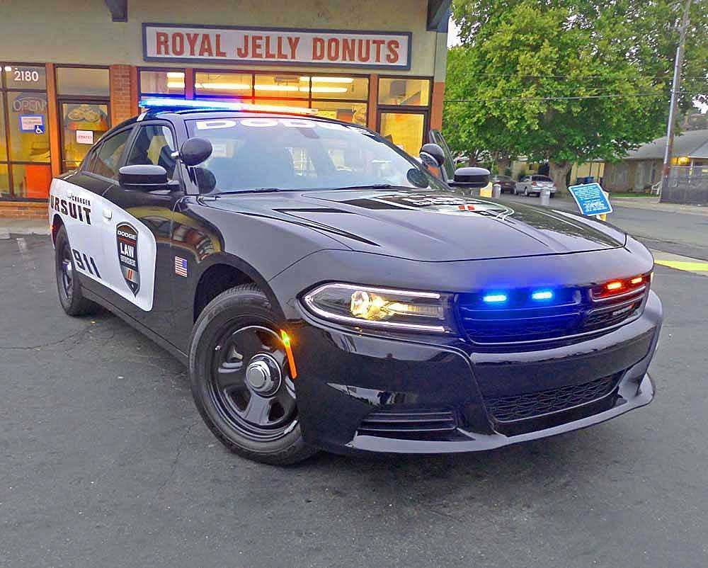 22 All New 2020 Dodge Charger Police First Drive