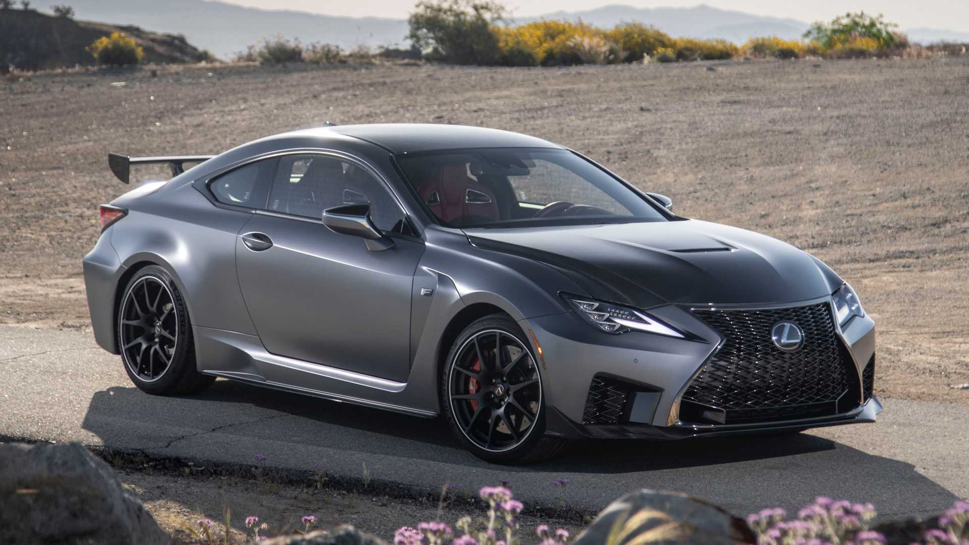 22 All New 2020 Lexus Rc F Track Edition 0 60 New Model And Performance