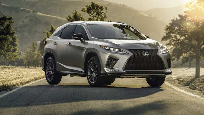 22 All New 2020 Lexus Rx Specs
