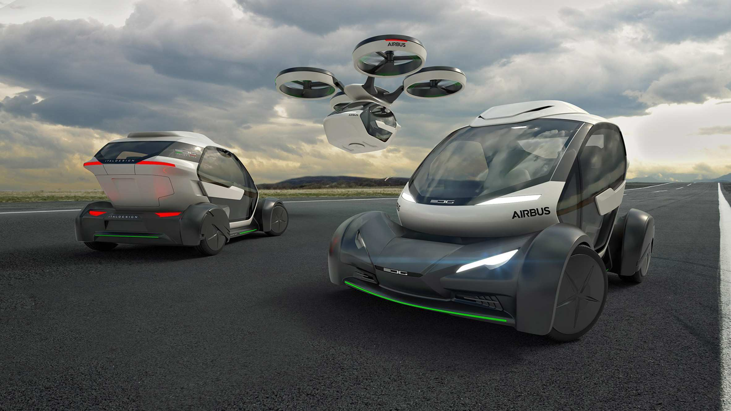 22 All New 2020 Toyota Flying Car First Drive