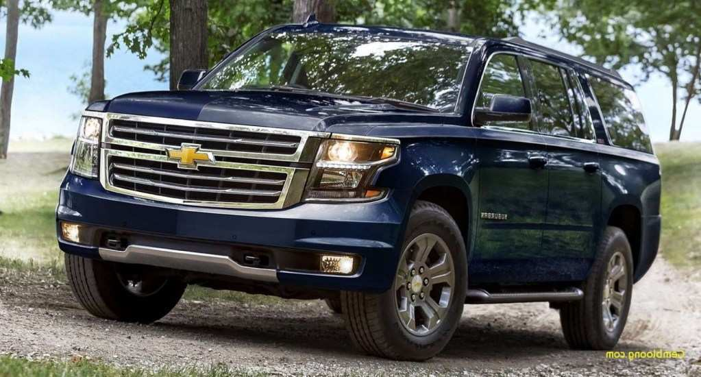 22 All New Chevrolet Tahoe 2020 Release Date Photos
