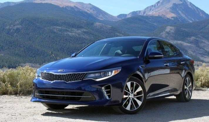 22 All New Kia Optima 2020 Interior Speed Test