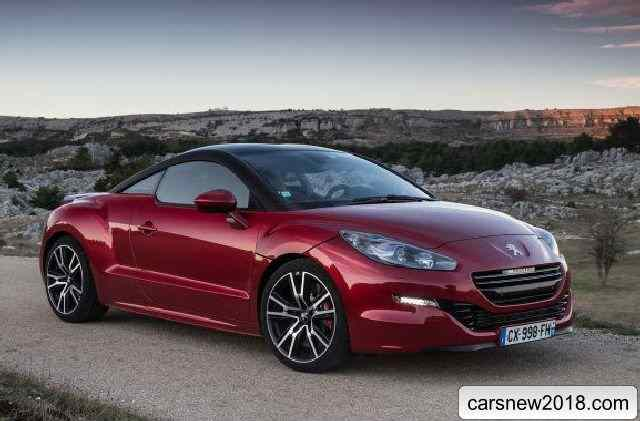 22 All New Peugeot Coupe 2019 Model