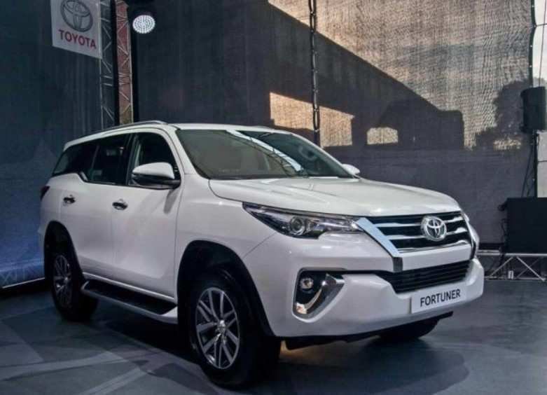 22 All New Toyota Fortuner 2020 India Spesification