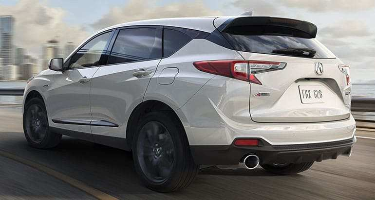 22 New 2019 Acura Rdx Rumors Photos