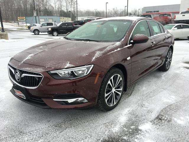 22 New 2019 Buick Sportback Configurations