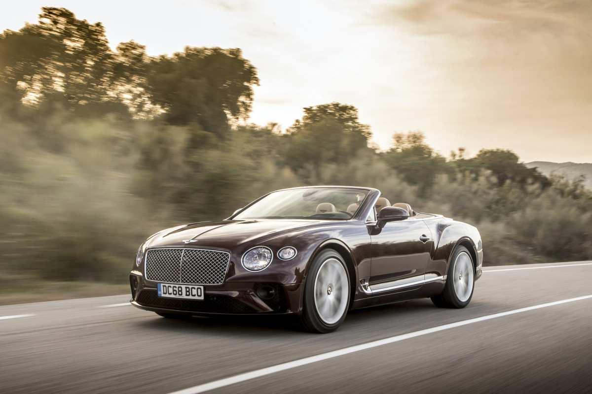 22 New 2020 Bentley Gtc Review And Release Date