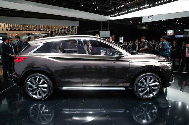 22 New 2020 Infiniti Qx50 Sport Price And Review