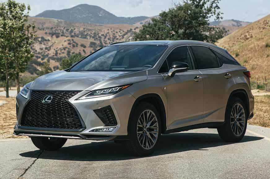 22 New 2020 Lexus Rx New Concept