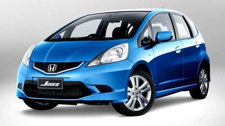 22 New Honda Jazz 2019 Model Interior