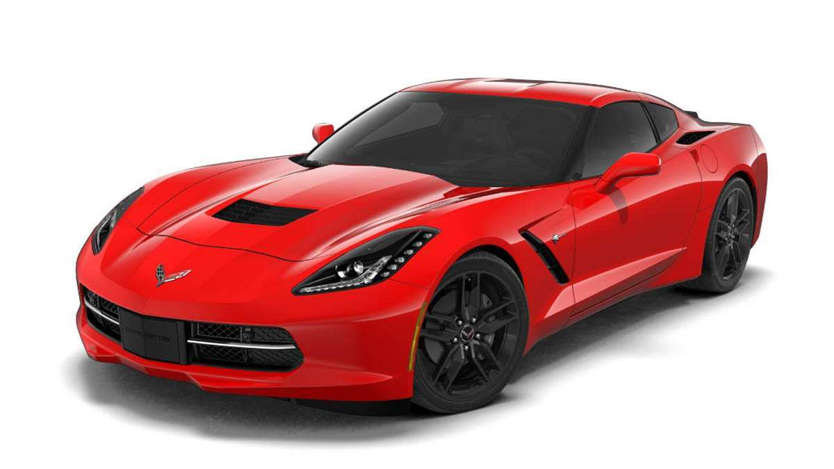 22 The 2019 Chevrolet Corvette Price Price