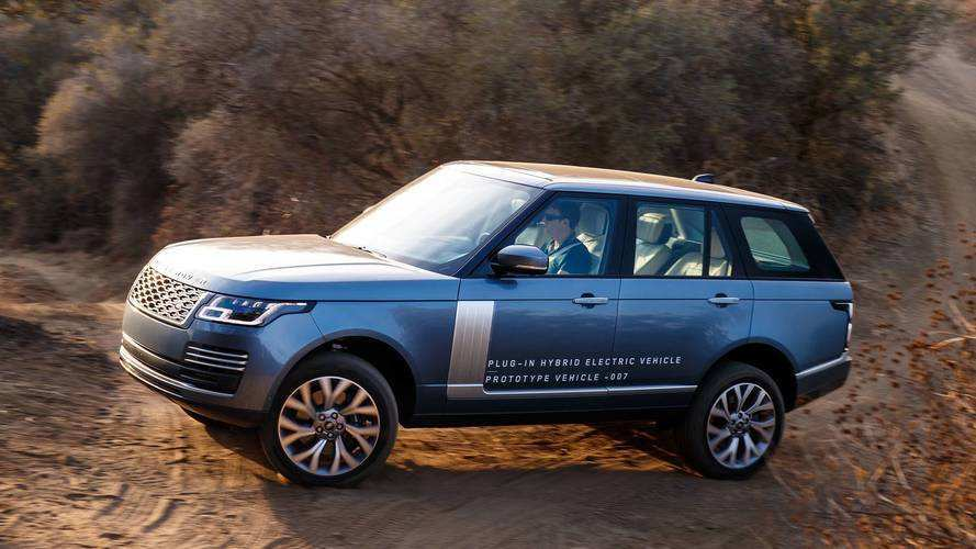 22 The Best 2019 Land Rover Engine
