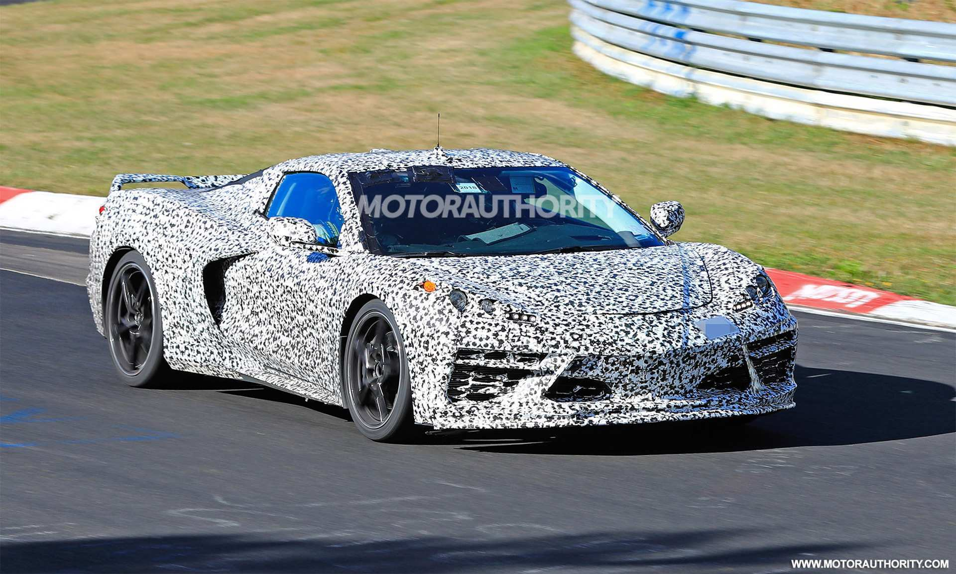 22 The Best 2020 Chevrolet Corvette Mid Engine Redesign And Review
