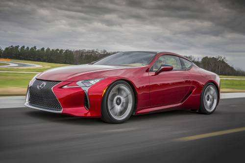 22 The Best 2020 Lexus Lf Lc 2 Exterior