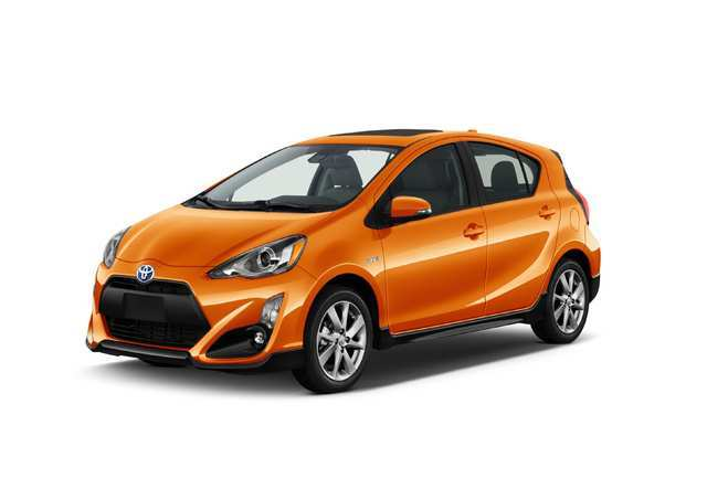 22 The Best 2020 Toyota Prius C Pictures