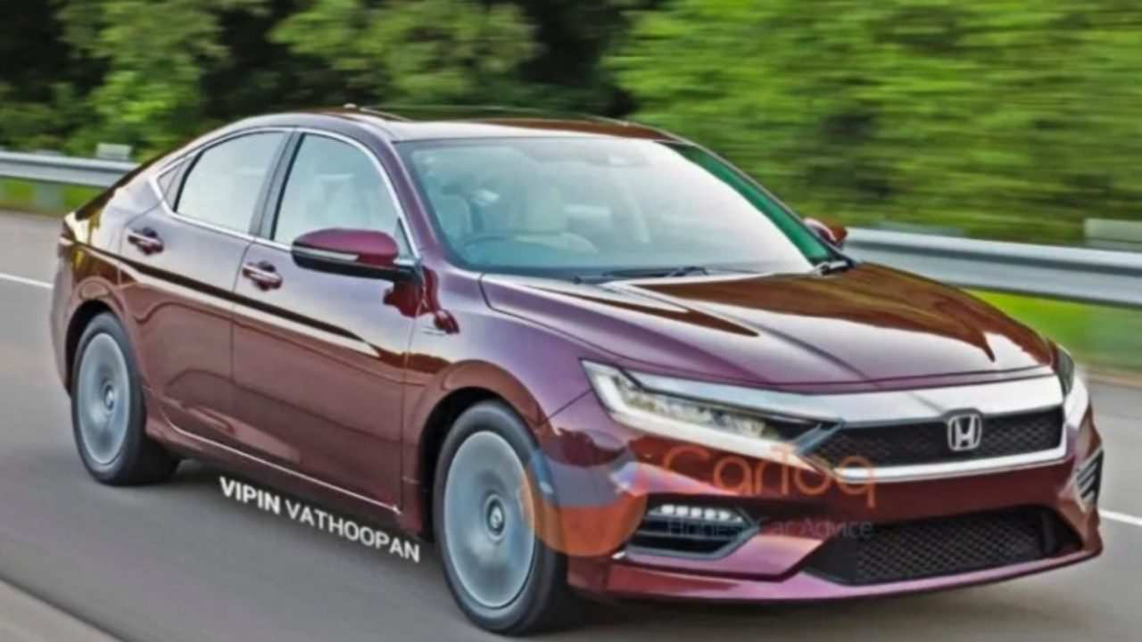22 The Best Honda City Next Generation 2020 Speed Test