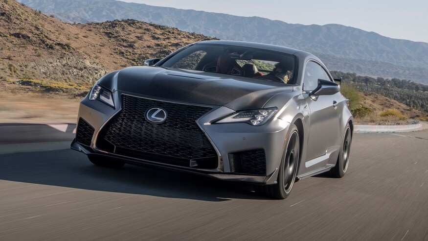 22 The Best Lexus Rc 2020 Review Release Date