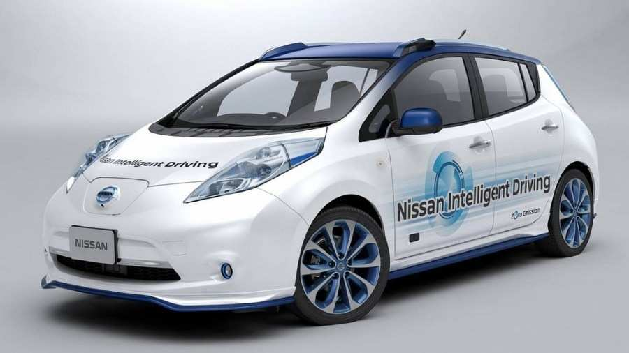 22 The Best Nissan 2020 Self Driving Cars Concept And Review