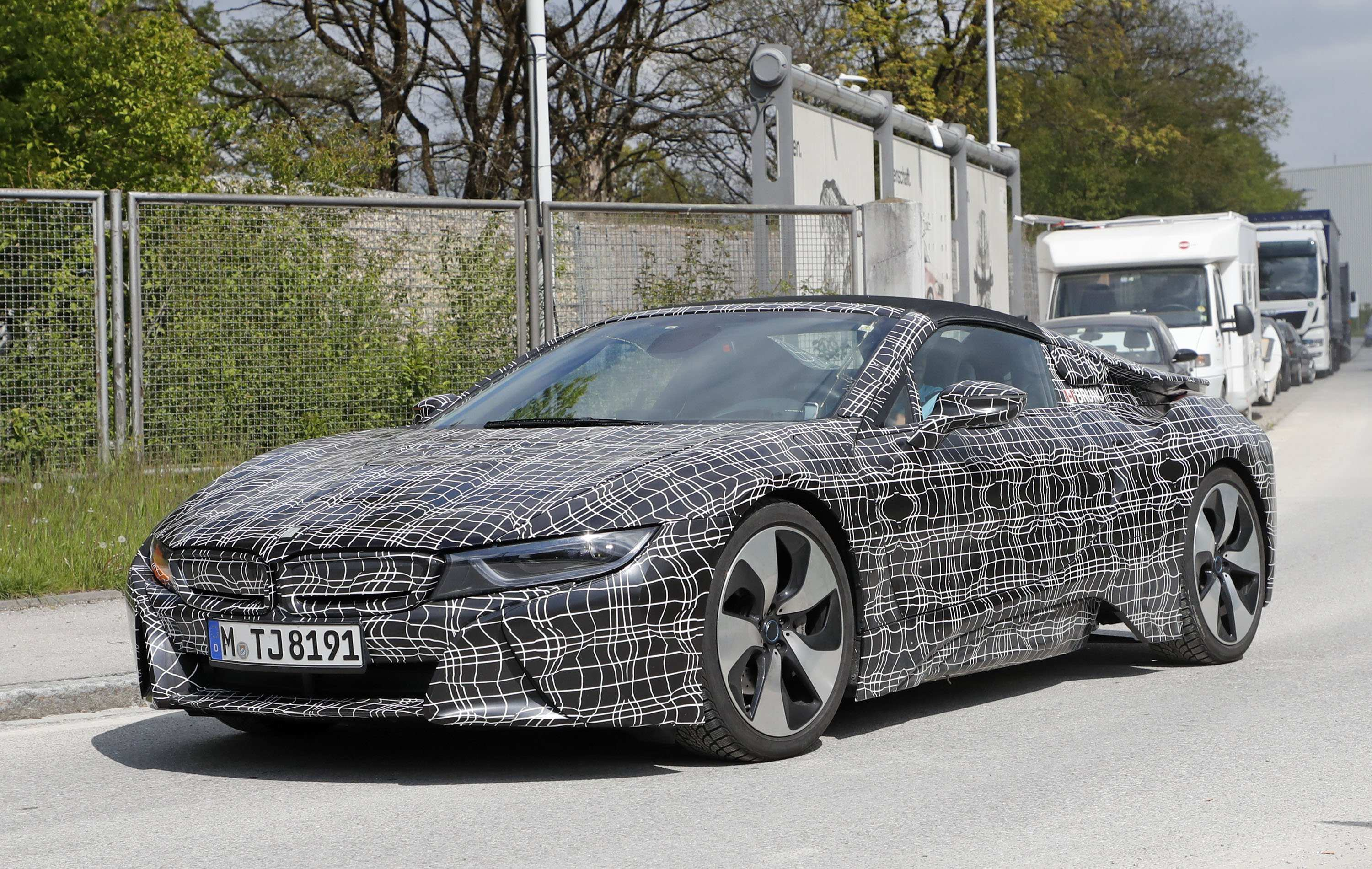 22 The Bmw I8 2020 Specs And Review