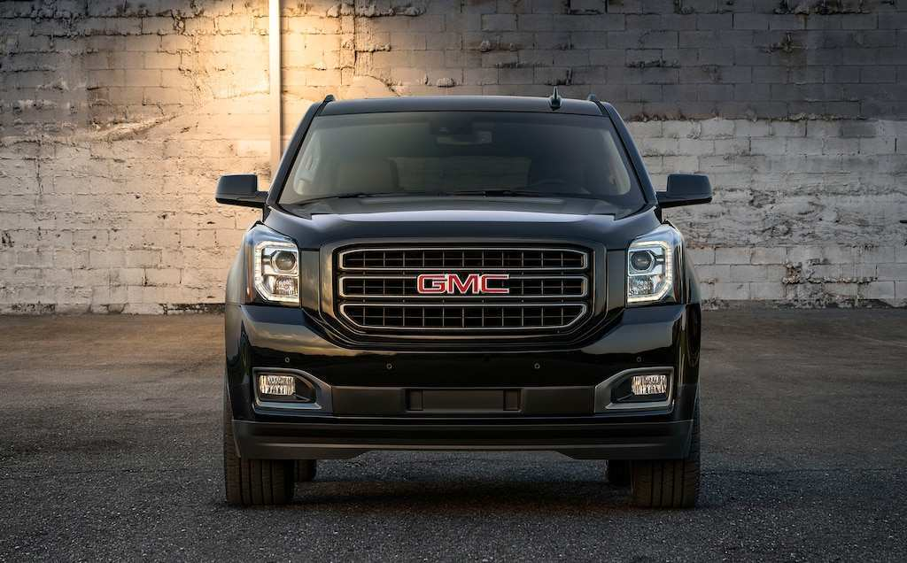 22 The Chevrolet Yukon 2020 Configurations