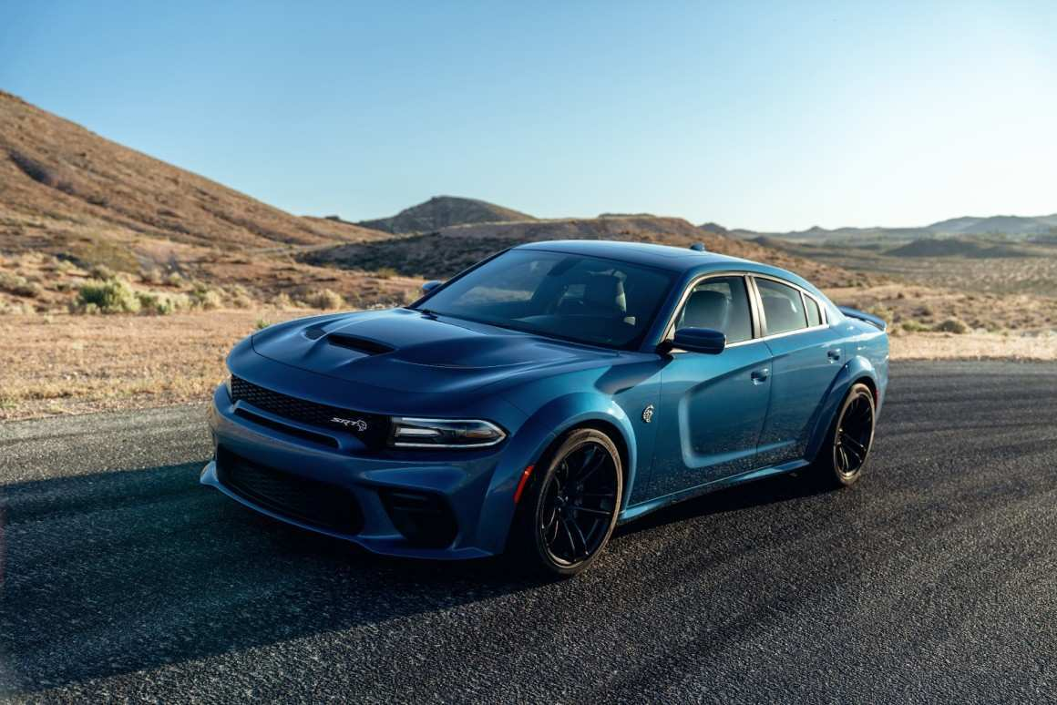 22 The Dodge Srt 2020 Exterior And Interior