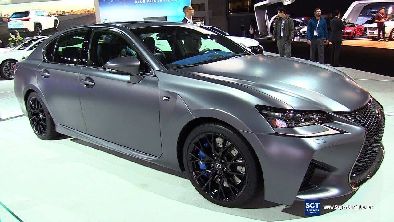22 The Lexus Gs F 2020 Images