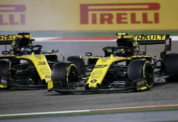 22 The Renault 2020 F1 Price And Review