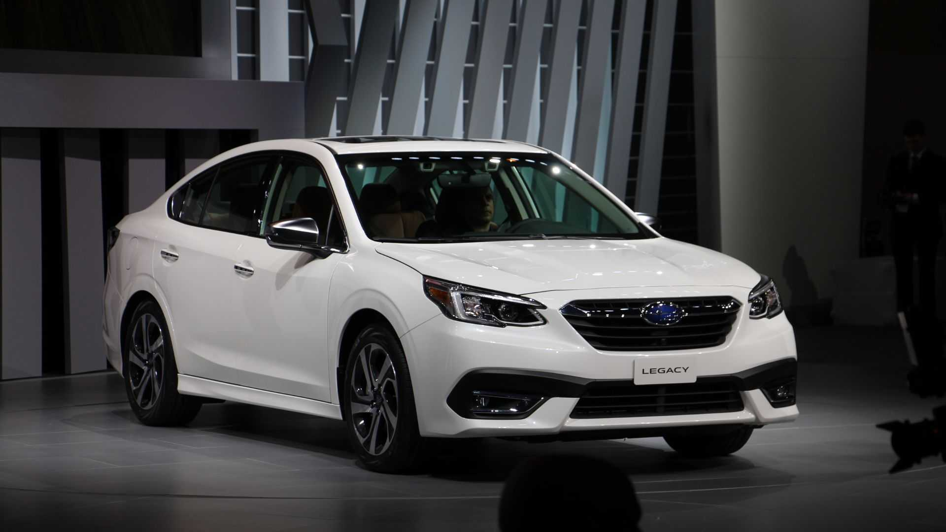 22 The Subaru Legacy 2020 Redesign First Drive