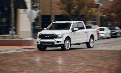 23 A 2019 Ford F 150 Limited Release