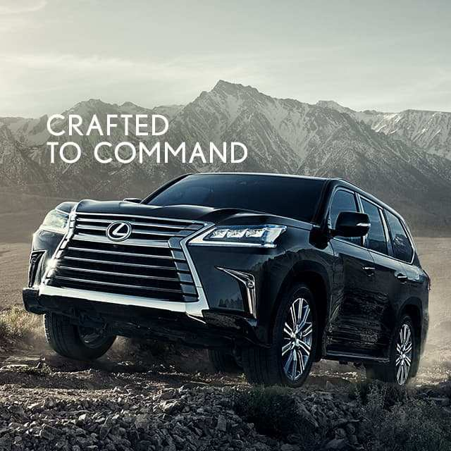 23 A 2019 Lexus Lx Redesign And Concept