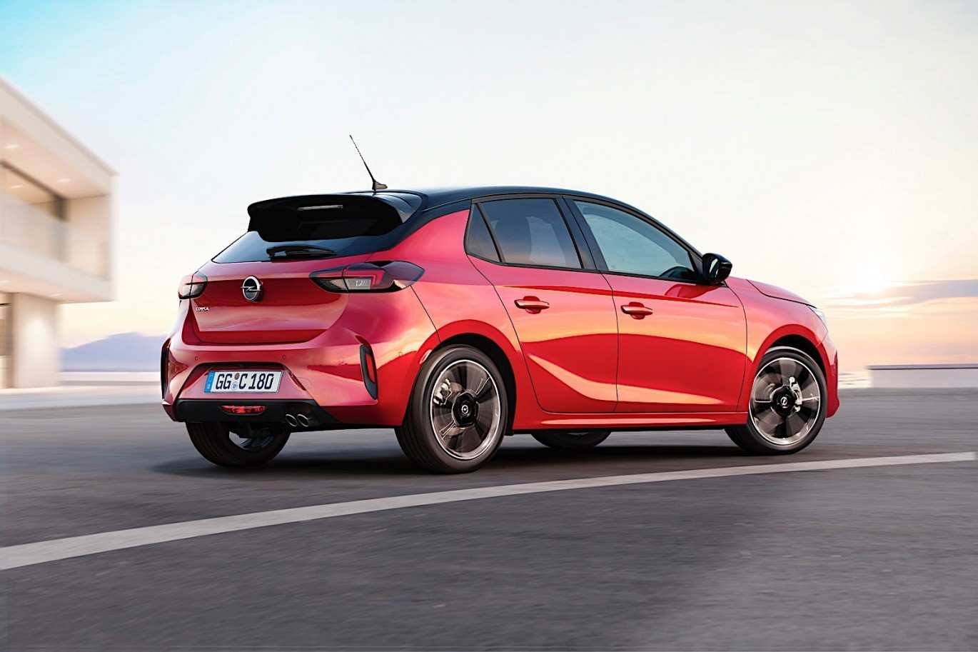 23 A Opel Onstar 2020 Concept And Review