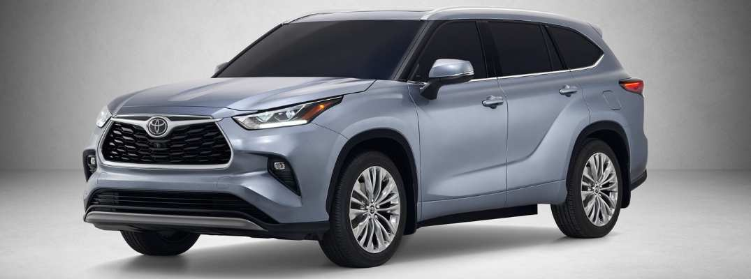 23 A Toyota Highlander 2020 Release Date Style