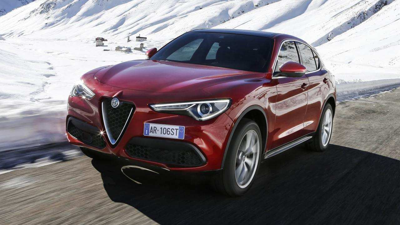 23 All New 2019 Alfa Romeo Stelvio Release Date Engine
